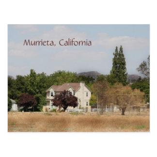 House Near Old Mill, Murrieta, CA Postcard