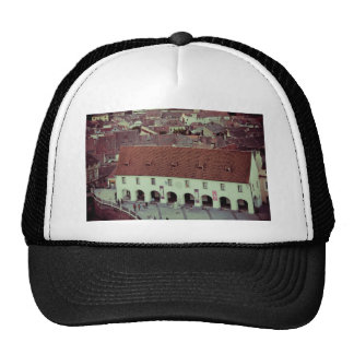 House of Arts, Sibiu Mesh Hats