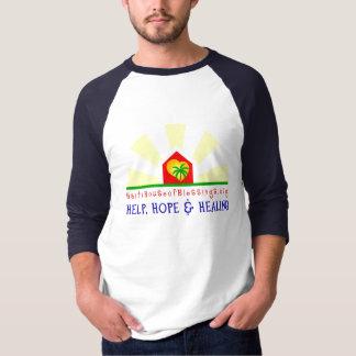 House of Blessings Baseball T-shirt