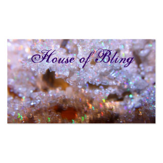 House of Bling Business Card