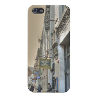 House Of Blues iPhone SE/5/5s Cover