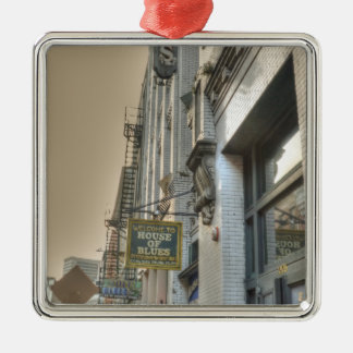House Of Blues Ornament