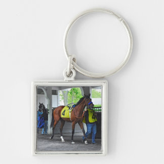 House of Bourbon by Hardspun Keychain