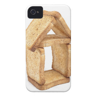 House of bread iPhone 4 case