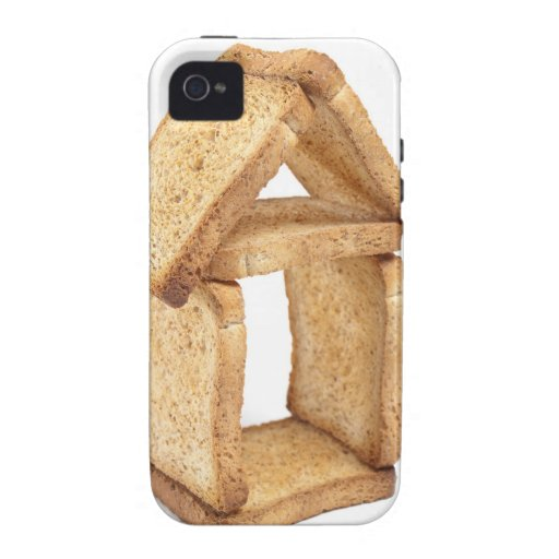 House of bread iPhone 4 cases