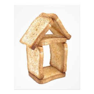House of bread letterhead