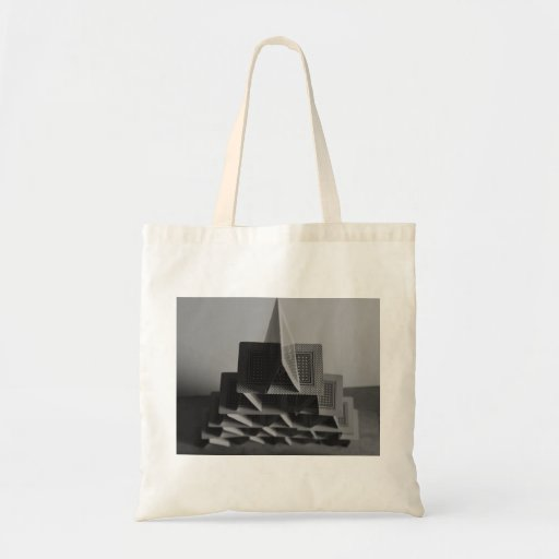 House of Cards Canvas Bags