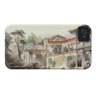 House of Conseequa, a Chinese Merchant, in the Sub Case-Mate iPhone 4 Case