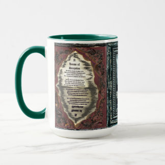 House of Deception Mug