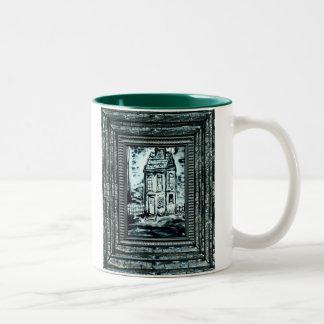 House of Deception Two-Tone Coffee Mug
