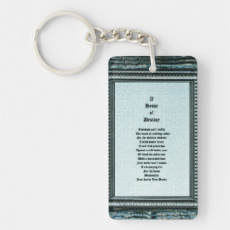House of Destiny Keychain