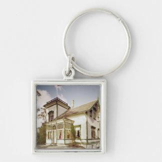 House of Edvard Grieg Keychain