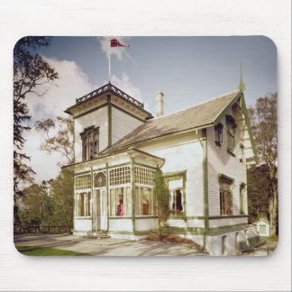 House of Edvard Grieg Mouse Pad