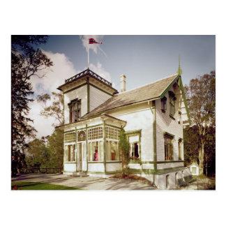 House of Edvard Grieg Postcard