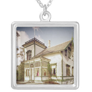 House of Edvard Grieg Silver Plated Necklace