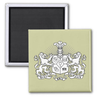 House of Falmouth Crest Refrigerator Magnets