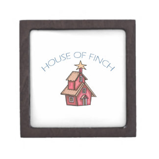 HOUSE OF FINCH PREMIUM KEEPSAKE BOXES