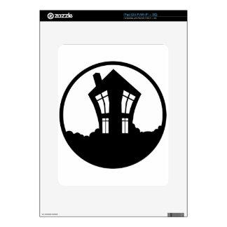 House of Geekery Merchandise iPad Decal