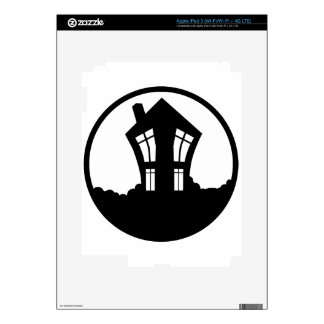 House of Geekery Merchandise Skins For iPad 3