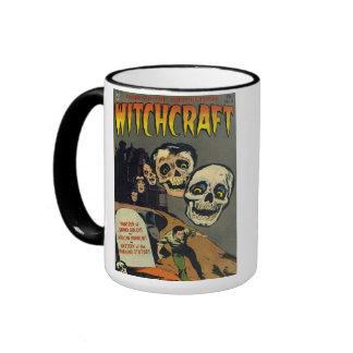 House of Ghouls Ringer Mug