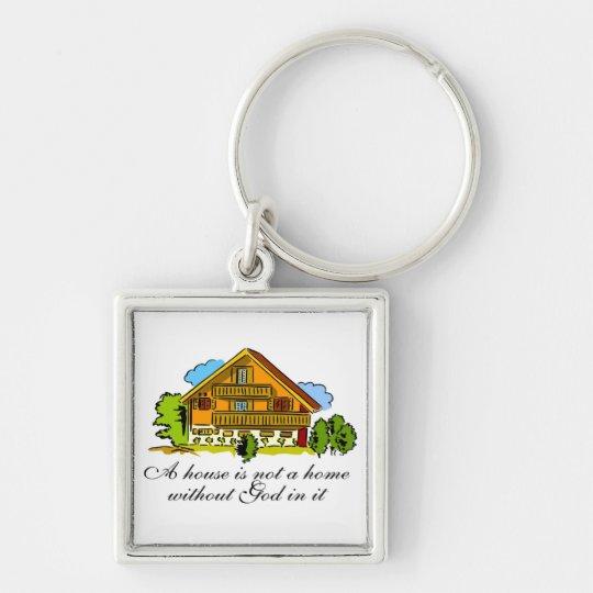 House of God Keychain