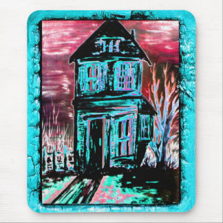 House of Invitation Mouse Pad