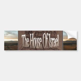 House of Israel Bumper Sticker. Bumper Sticker