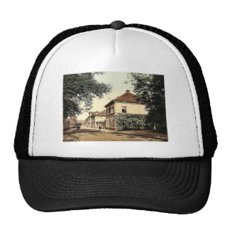 House of Liszt, Weimar, Thuringia, Germany classic Trucker Hat
