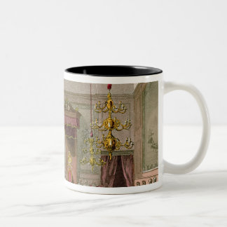 House of Lords Two-Tone Coffee Mug