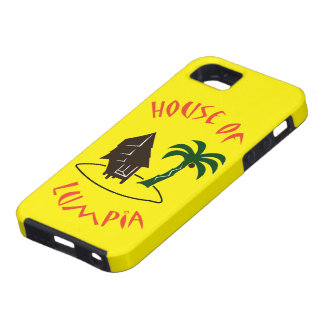 House of Lumpia iPhone SE/5/5s Case
