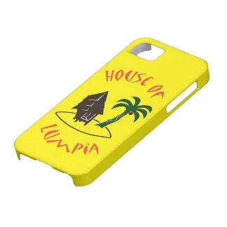 House of Lumpia iPhone SE/5/5s Case