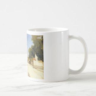 House of Millet at Barbizon by Johan Hendrik Weiss Coffee Mug