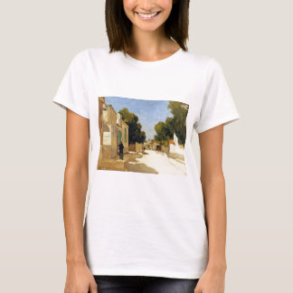 House of Millet at Barbizon by Johan Hendrik Weiss T-Shirt