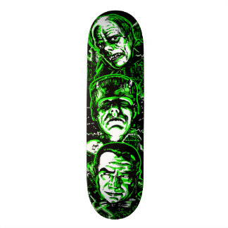 House of Monsters classic horror Skateboard