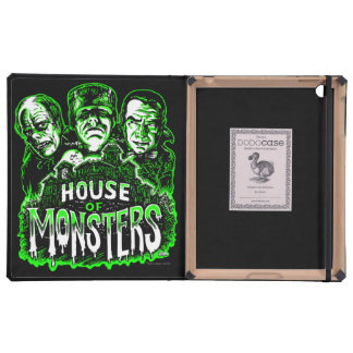 House of Monsters iPad Cover