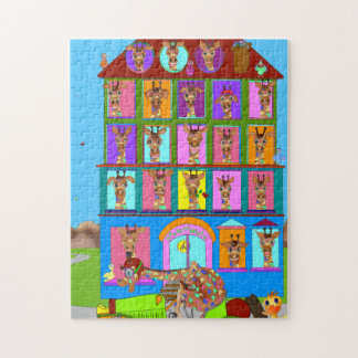 House of Moods Jigsaw Puzzle
