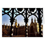 house of parliament card