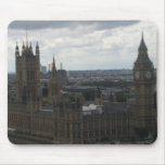 House of Parliament in London Mousepad