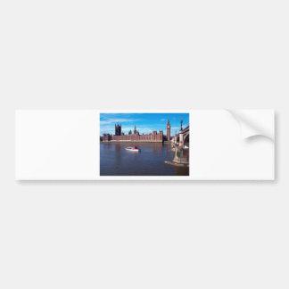 House of Parliament , London Bumper Sticker
