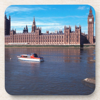 House of Parliament London Drink Coaster