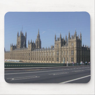 House of Parliament Mouse Pad