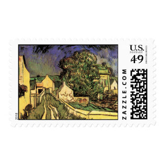 House of Pere Pilon, The Postage Stamp