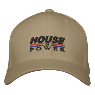 House of Power Logo Flexfit hat