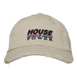 House of Power logo hat