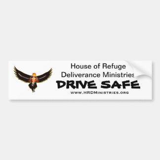 House of Refuge Deliverance Ministries Bumper Sticker