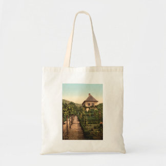 House of Rousseau, Chambéry, France Budget Tote Bag
