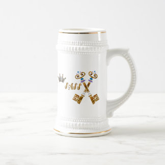 House Of Sass 18 Oz Beer Stein