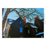 House of Seven Gables Card