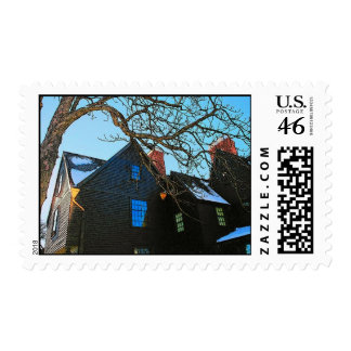 House of Seven Gables Postage