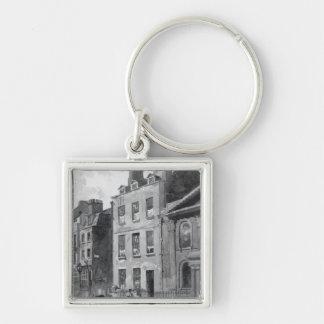 House of Sir Isaac Newton Keychain